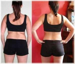 Похудеть в области мышц
