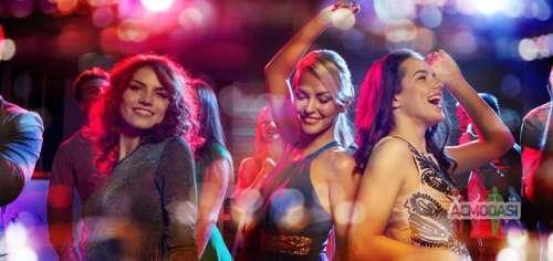 работа девушка модель в ночной клуб