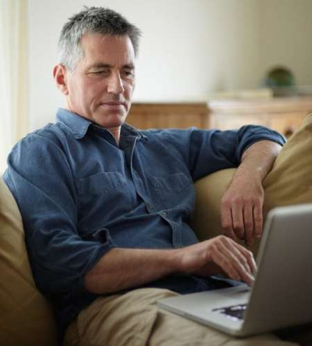 Знакомство мужчину 60 и более лет